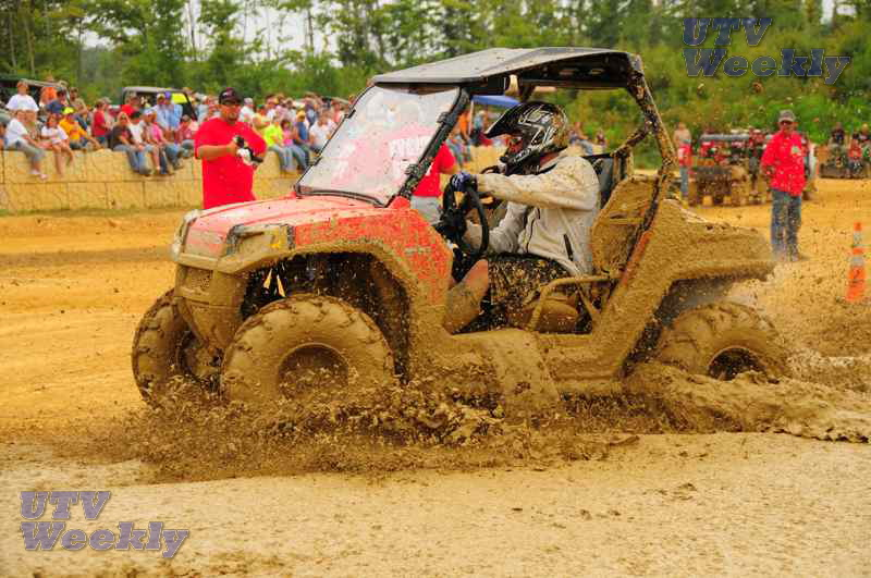 2009 Side x Side Roundup - Brimstone, TN