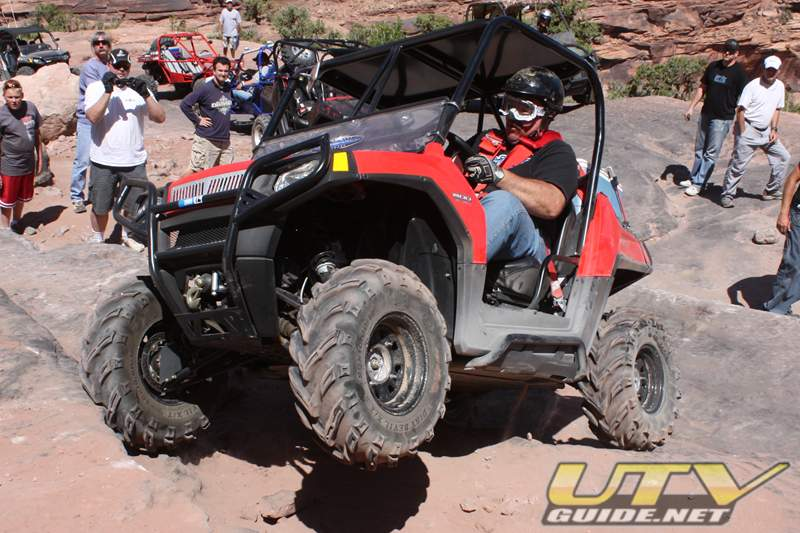 Mail Box: Moab Rally