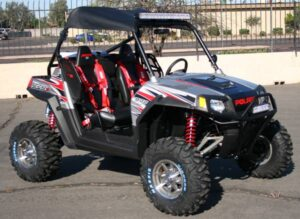 Lonestar Racing Polaris Rzr S Utv Weekly Utv Weekly