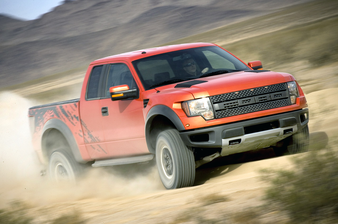 Ford brings high performance