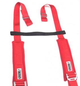 Shoulder Harness Limit Strap