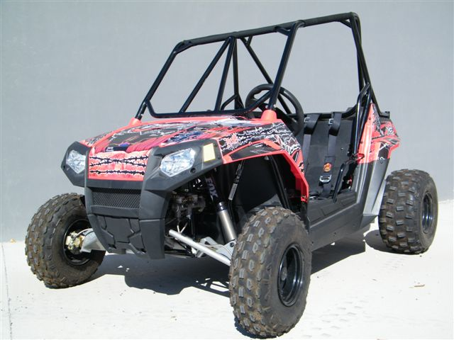 DragonFire Racing Introduces the Ultimate Polaris RZR 170 ...