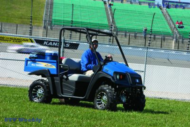 All Terrain Vehicles: Anyone-have-the-new-New-Holland-Rustler-UTV