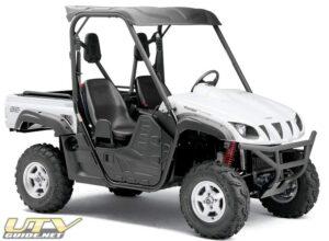 2011 Yamaha Rhino 700 SE