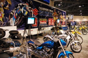 Suzuki Daytona Bike Week