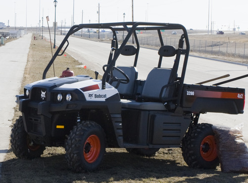 Bobcat Introduces All New Line Of Utility Vehicles Utv Weekly