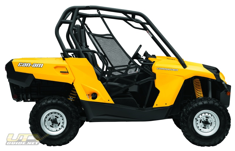can am rolls out new 2011 atvs and side by sides utv weekly utv weekly. Black Bedroom Furniture Sets. Home Design Ideas