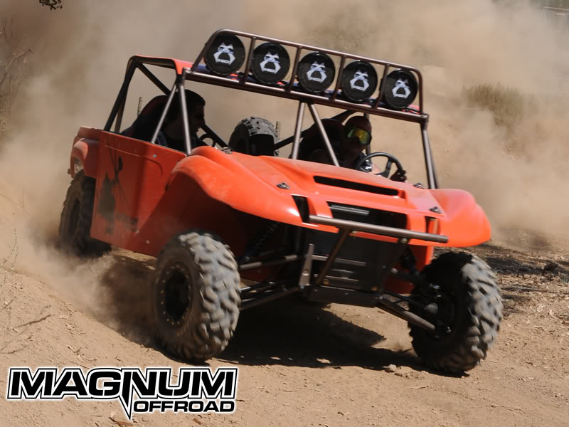 Magnum Offroad – Going Beyond Bolt On