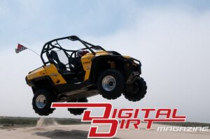 Can-Am Commander 1000 XT at DuneFest