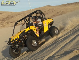 Can-Am Commander at Sand Mountain