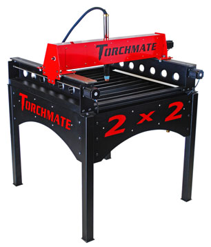 Trick Tools Adds The Torchmate 2x4 Cnc Plasma System To