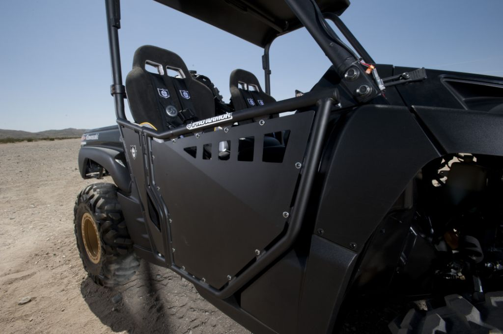 We have just released our doors for the Kawasaki Teryx. & Pro Armor Doors for the Kawasaki Teryx - UTV Weekly : UTV Weekly