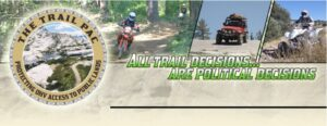 National Four-Wheel Drive Spokesman Endorsed The Trail Pac