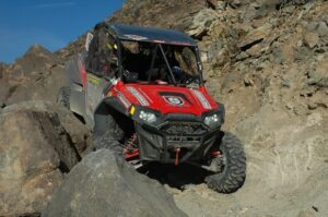 Mitch Guthrie King of the Hammers UTV Winner