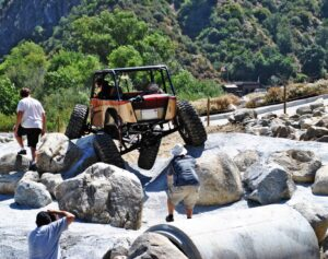 San Gabriel Canyon OHV Obstacle Course Grand Opening