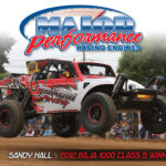 Sandy Hall Displays Major Performance At Baja 1000