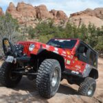 Famous Team Albright Landuse Jeep War Machine Gets Refresh And Rebuild