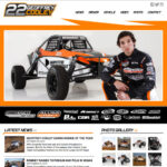 "Bink Designs Delivers New Website to ""Young Gun"" Geoffrey Cooley"