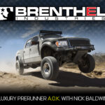 Brenthel Luxury Prerunner A.O.K. with Nick Baldwin