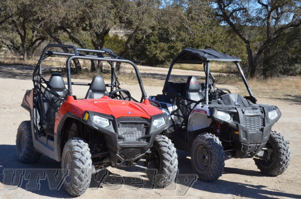 The Ace compared to the RZR570.