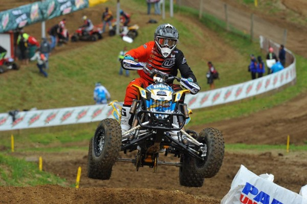 BCS Performance : Can-Am : ITP racer Ronnie Higgerson had a career-best Pro class finish at round three of the Mtn. Dew ATV MX National Championship Series in Pennsylvania