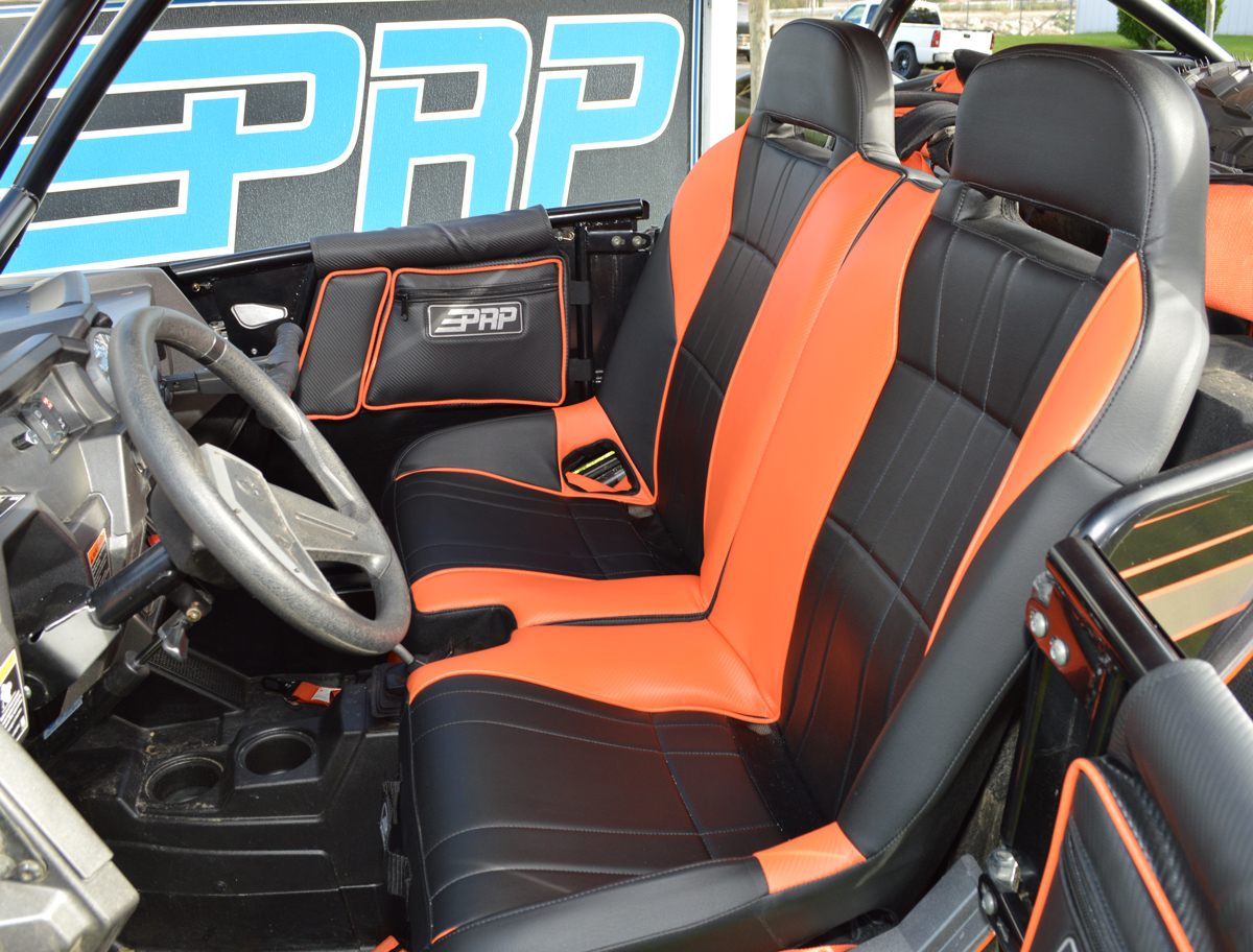 Prp Seats Releases The First Front Bench For The Polaris