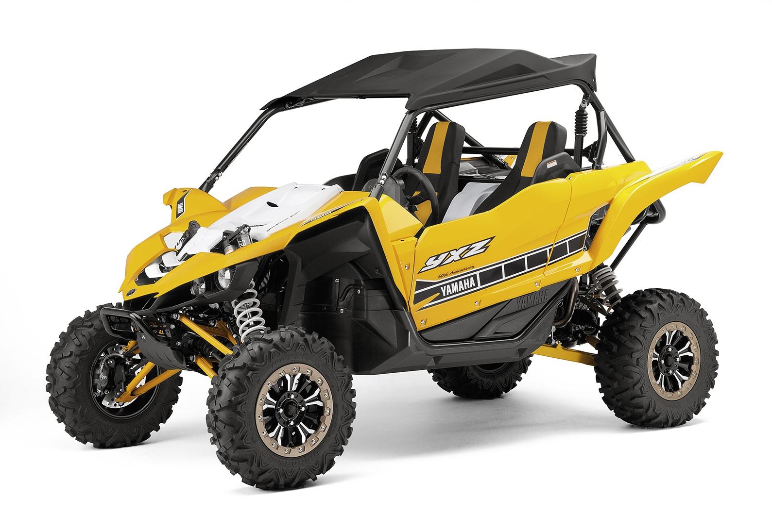 Yamaha introduces all new yxz1000r utv weekly utv weekly yamaha yellow white se publicscrutiny Images